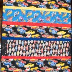 Kids Quilt by Val