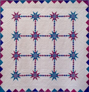 Waverley Patchworkers Raffle Quilt