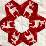 60 Red and White and Hexed All Over